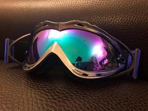 Uvex Ski Anti Fog Goggles as new