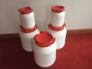Waterproof Plastic Drums