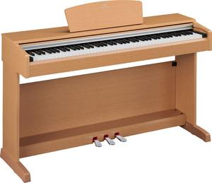 Yamaha Arius YDP-141 digital piano in oak wood, weighted