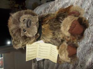 wojtek small ltd of  labels on very sweet birthday bear