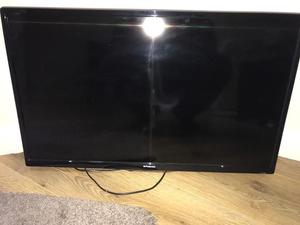 "32"" POLAROID LCD TV BUILTIN FREEVIEW HDMI PORTS WITH REMOTE CAN DELIVER"