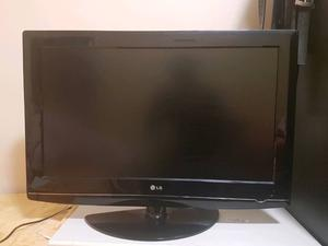 "32""LG LCD TV BUILTIN FREEVIEW HDMI PORTS CAN DELIVER"