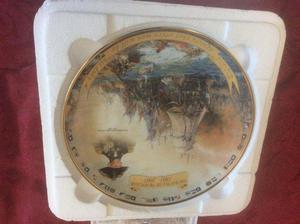 BATTLE OF TRAFALGAR LIMITED EDITION PLATE