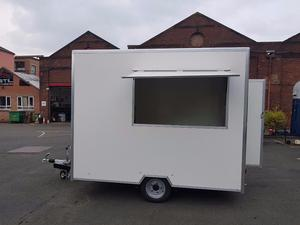 Brand New 10ft x 7ft Catering Trailer