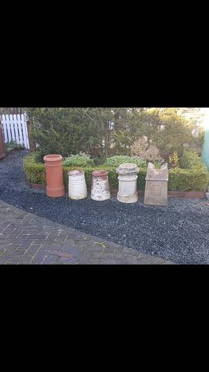 Chimney Pots Doulton Lambeth In London Posot Class