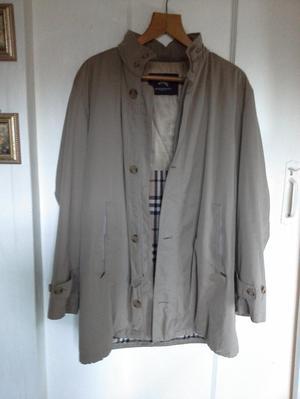 Gent's casual coat