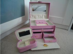 Jewellery Box - Pink in Birmingham