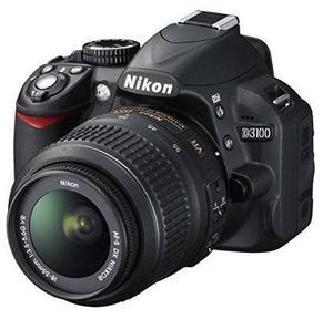 Nikon D Digital SLR Camera with mm VR Lens Kit (14.2MP) 3 inch LCD - MINT