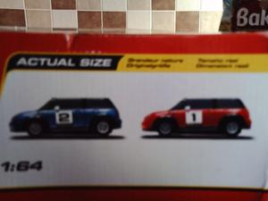 SCALEXTRIC - UNUSED - MINI CHAMPIONS