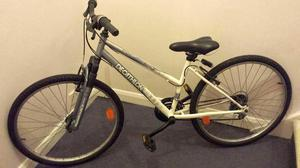 Small Adult Mountain Bike with Front Suspension