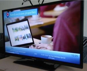 USED Panasonic Viera TX-32C300B 32 inch 768p HD LED Television