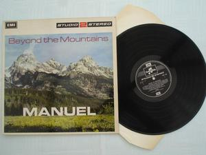 5 LP's MANUEL & MUSIC OF THE MOUNTAINS LUE WATERS/FI