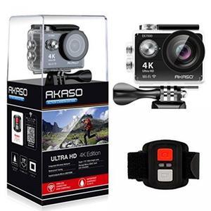 AKASO EKK Sport Action Camera Ultra HD Camcorder 12MP WiFi Waterproof Cam