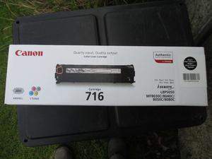 Canon black ink cartridge