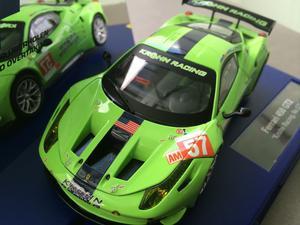"""Carrera Digital  Ferrari 458 GT2 """" Krohn Racing,"""