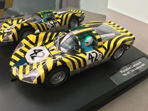 """Carrera Digital  Porsche 6 """" no. h Sebring"""
