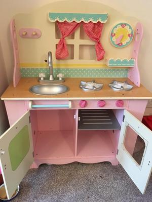 ELC Wooden Toy Kitchen