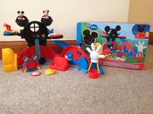 Fisher Price Mickey Mouse Clubhouse Playset