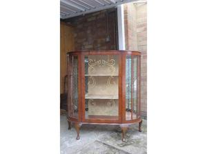 Queen Anne China / Display Cabinet in Norwich