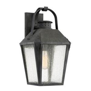 "Quoizel CRGMB Carriage 1 Light 19"" Tall Outdoor Lantern"