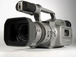 SONY Professional 3CCD camcorder
