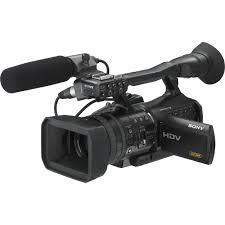 Sony Pro HD camcorder
