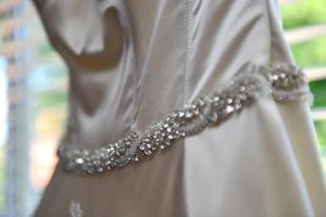 Sophia Toil Wedding Dress for sale