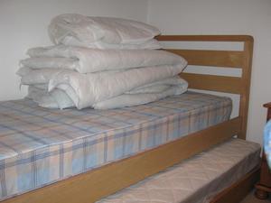 guest single beds