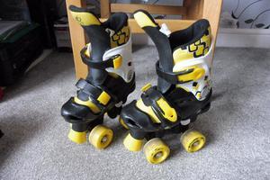 roller skates quad skates size 9-12