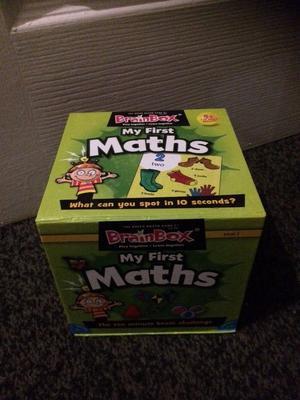 Brainbox maths game