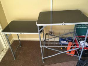 Camping table / large