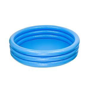 Intex Np Crystal Blue Three Ring Inflatable Paddling