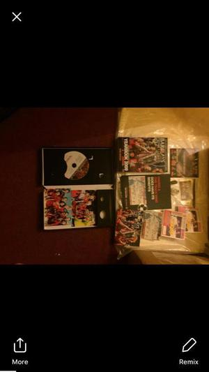 Job lot of Man United things Football memorabilia