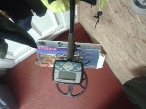 X. Terra 705 metal detector £300 ono