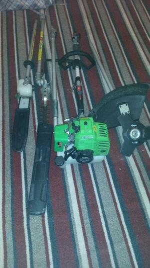brand new petrol trimmer multi tools 4 in 1 florabest ready to use