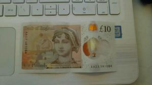 AA £10