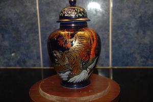 Asahi Ginger Jar