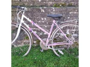 Bicycle x 5 job lot in Llanelli