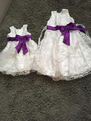 Girls party / flower girl dresses