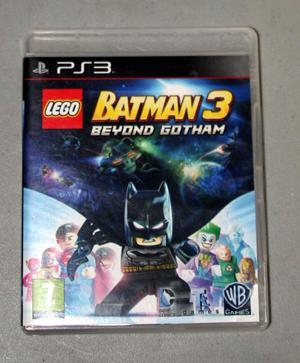 Lego Batman 3: Beyond Gotham (PS3) Video Game