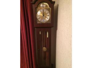 Long case chiming clock in Wokingham