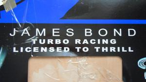 M&S James Bond 007 turbo racing track
