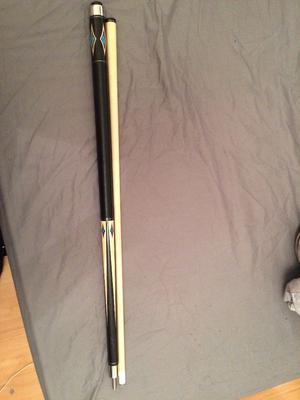 Mcdermott PRO CUE KIT 2pc 13mm Maple American Pool Cue - hardly used, excellent condition