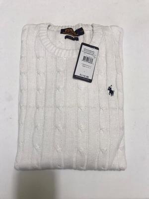 Original Ralph Lauren cable knit jumper
