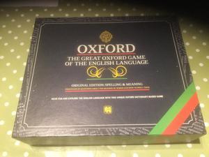 Oxford - English Language Board Game