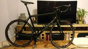 Planet X Carbon Road Bike with SRAM Rival. Large. Excellent condition