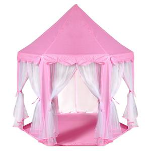 Princess Castle Tent – ODOLAND Children Play Tent for Kids