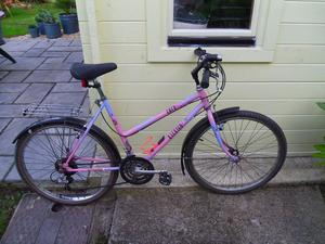 RALEIGH LADIES 'COCO' ALL TERRAIN BIKE
