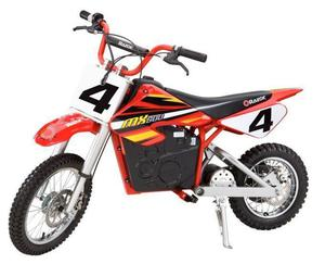 Razor MX500 Kids Dirt Rocket Supercross 15 MPH Electric Bike