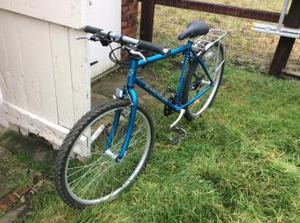 Saracen Force Trax retro bicycle